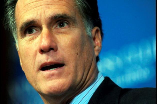 Miutt Romney, candidato republicano a Presidencia de Estados Unidos.