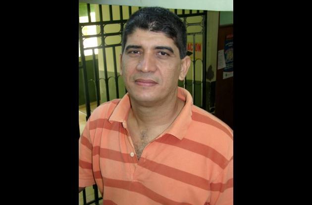 Ronal Tinoco Vergara, gerente de la ESE de Arjona.