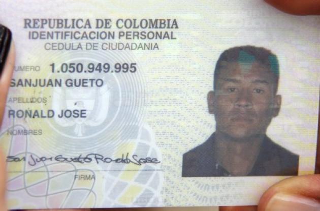Ronald San Juan