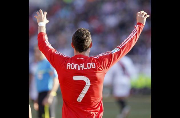 Cristiano Ronaldo, el genio de Real Madrid.