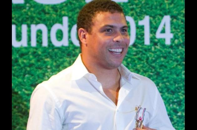 La vida personal de Ronaldo ahora también es noticia.