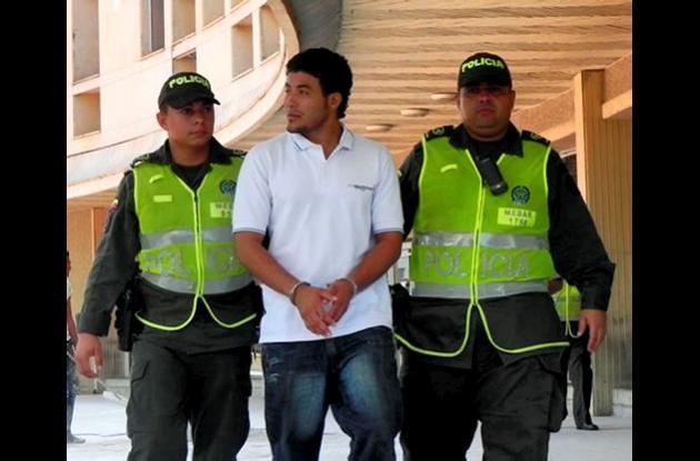 Ronny Alberto Villa Ariza está en una cárcel de Barranquilla.