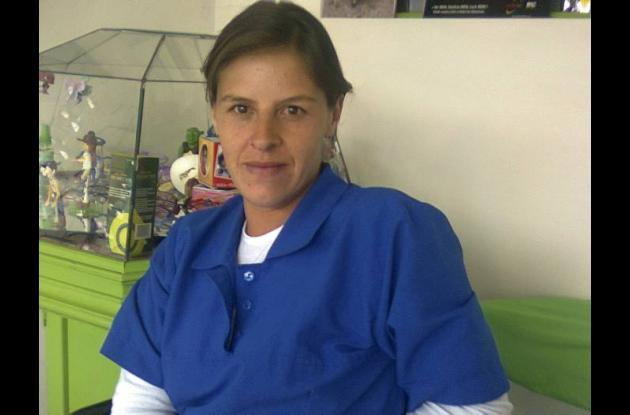Rosa Elvira Cely.