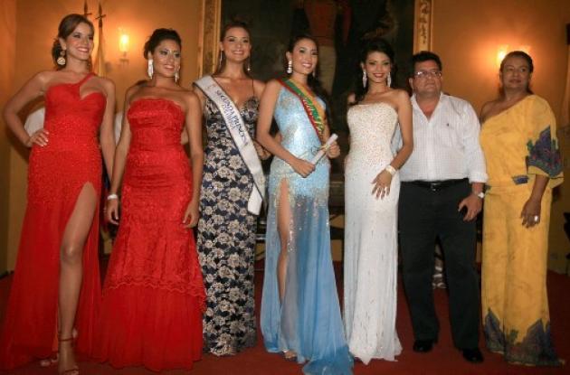 Roxana Fortich, nueva Señorita Bolívar