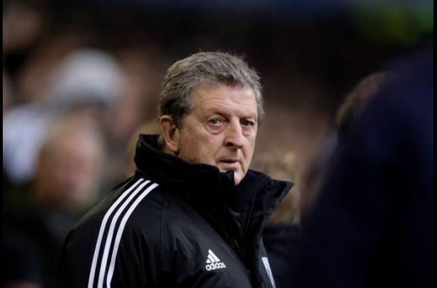 Roy Hodgson actual entrenador del West Bromwich, Nuevo técnico de la selección i