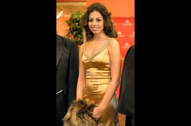 Karima El Mahroug, conocida como Ruby.