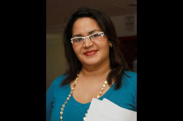 Ruby Morelo, del Tecnológico Comfenalco