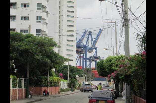 ruido sociedad portuaria