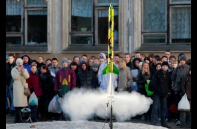 Rusia sigue con su programa espacial.