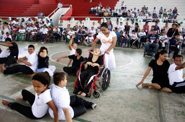 Día Internacional del Discapacitado
