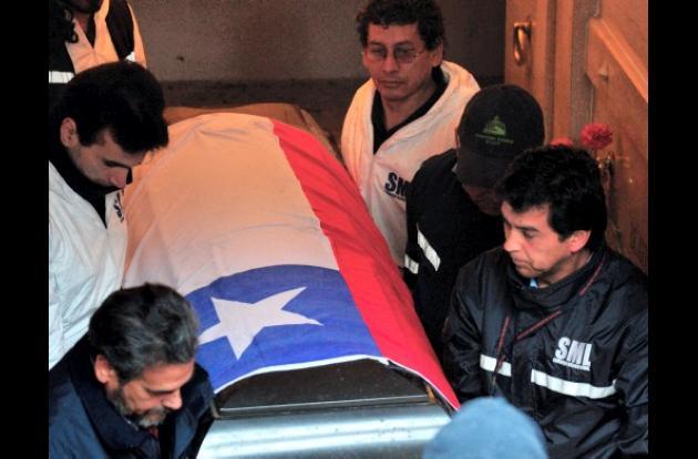 Allende tendrá un nuevo sepelio en septiembre.