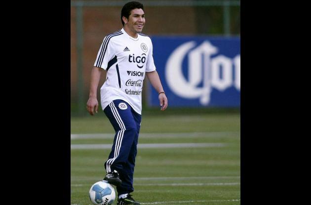 A Salvador Cabañas la selección de su país nunca lo ha abandonado.