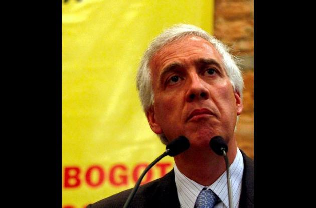 Samuel Moreno Rojas, ex alcalde de Bogotá.