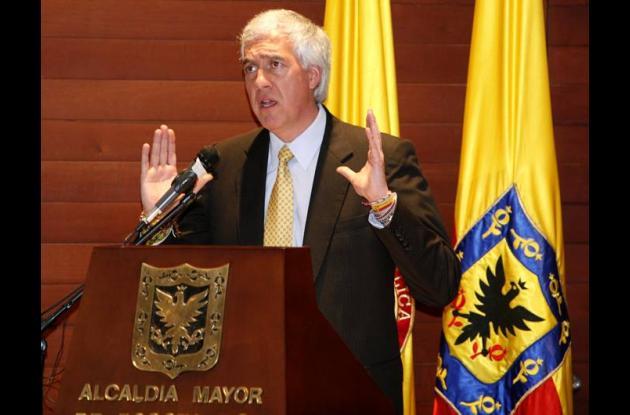Samuel Moreno Rojas.