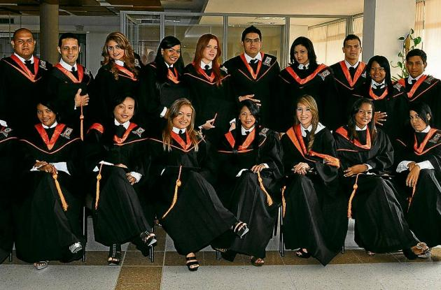 Grados de la Universidad de San Buenaventura