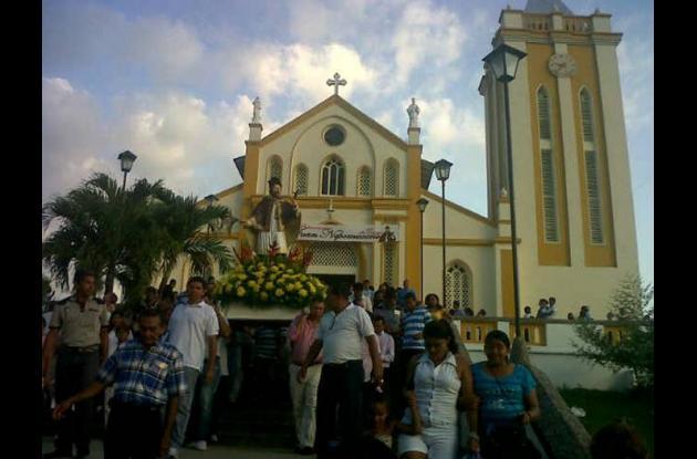 Fiestas patronales en San Juan Nepomuceno