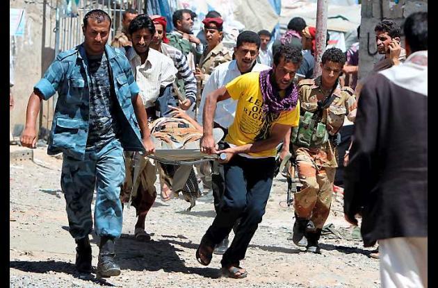 Muertos durante manifestaciones en Yemen