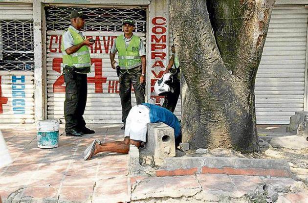 Humberto Emesa James Wilson, de 41 años, fue asesinado frente a una compraventa