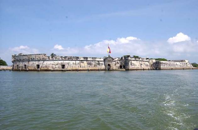 Fuerte de San Fernando de Bocachica