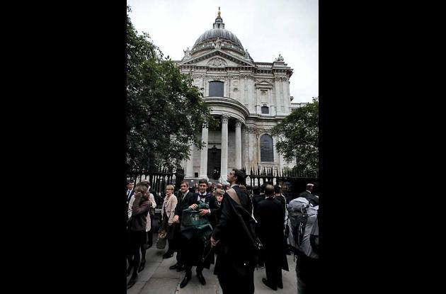 Catedral San Pablo en Londres