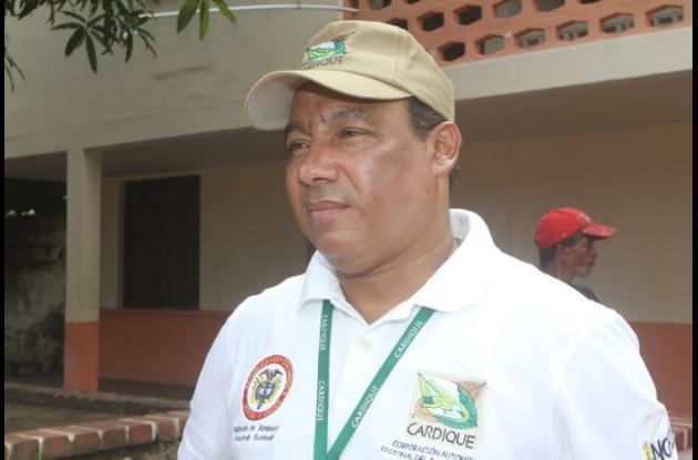 Olaff Puello Castillo, director de Cardique.