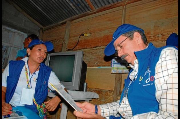 Visita del presidente Santos para jornada de 'Cogestor por un día'.