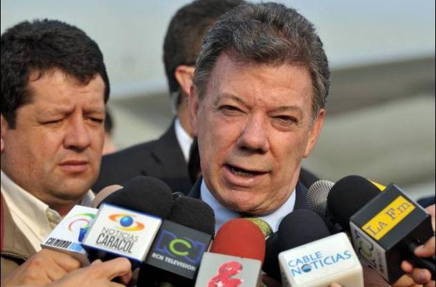 Visita del presidente Santos a China.