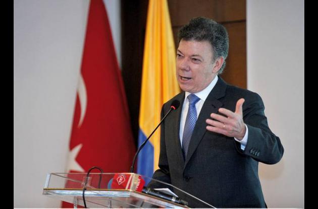 TLC Colombia - Turquía