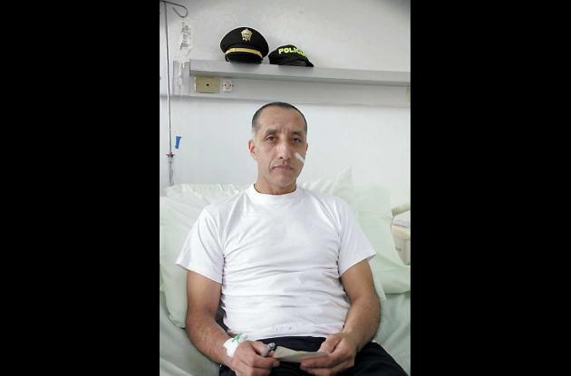 Sargento Luis Alberto Erazo,