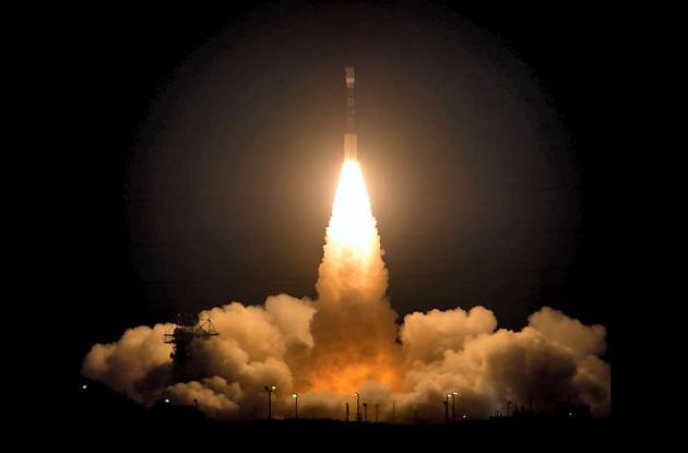 El satpelite Delta II es de observación meteorológica.