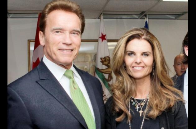 Arnold Schwarzenegger y Maria Shriver se separaron en mayo de este año.
