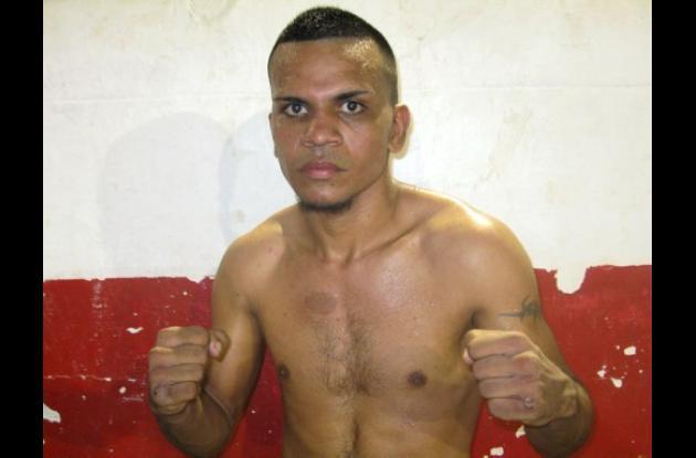 José Luis Prieto, boxeador sincelejano.
