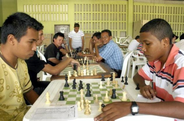 Campeonato Departamental de Ajedrez 2011
