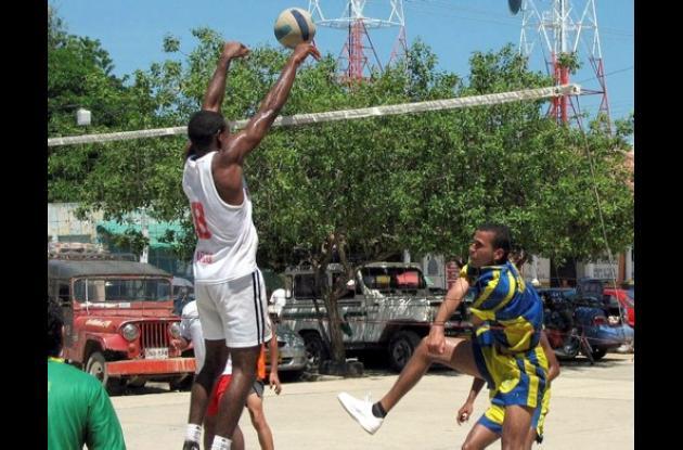 Córdoba derrotó a Cesar en voleibol