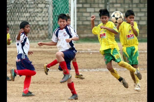 Festival Nacional de Escuelas de Fútbol Imder-Sincelejo