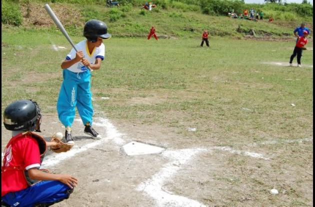 béisbol interbarrial