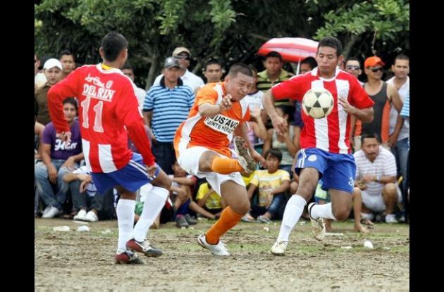 final  del XIV Torneo de Fútbol Club 20 de Julio
