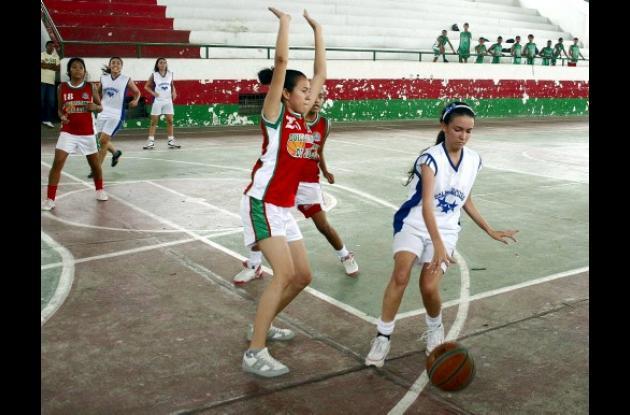 Juegos Intercolegiados 2011