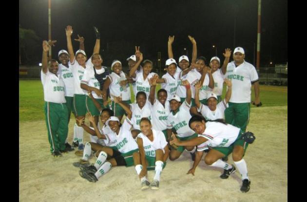 La novena de Sucre busca su clasificación a los Juegos Nacionales 2012, para eso