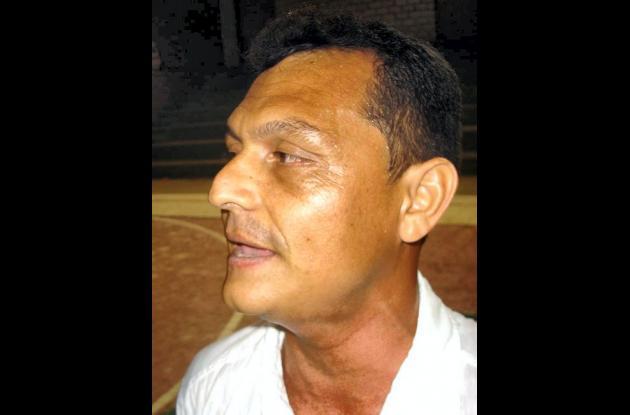 Alfredo Tovar, técnico de Sucre.