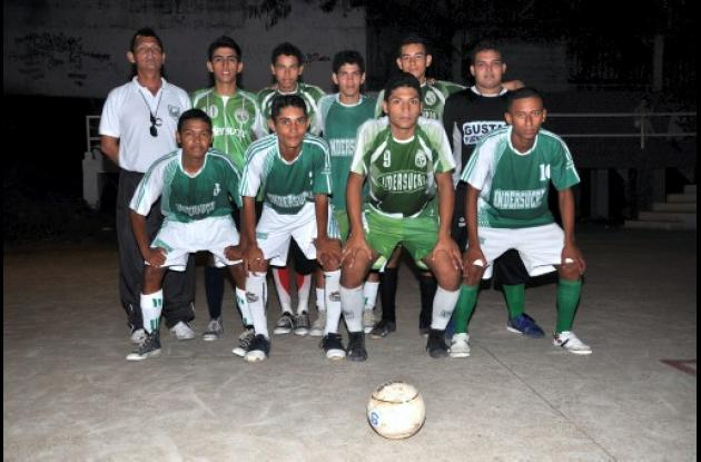 El equipo del departamento de Sucre busca ser protagonista en Futsalón