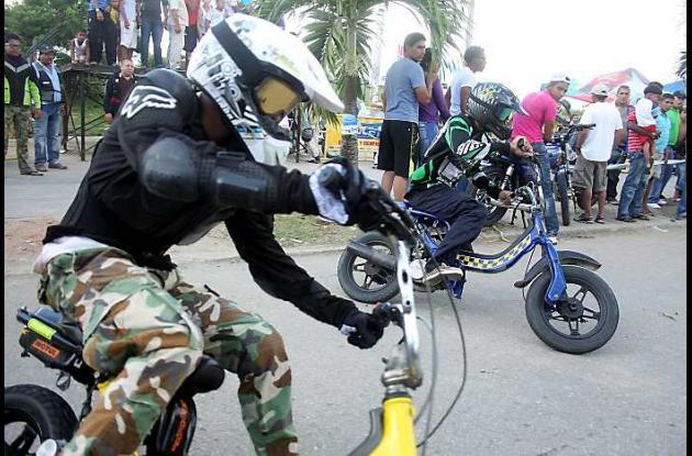 el motociclismo demostró ser uno de los deportes de mayor convocatoria