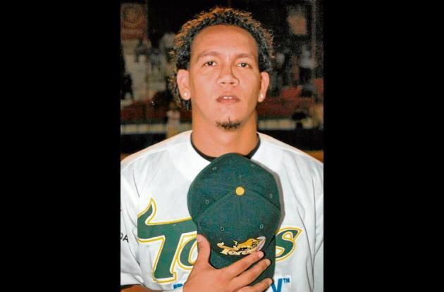 Deivis Rivadeneira, jugador Toros de Sincelejo.