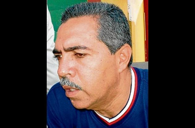 Álvaro Palmera, gerente Toros de Sincelejo.