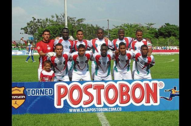 Sucre Fútbol Club se encuentra en la tercera casilla luego de América y Rionegro