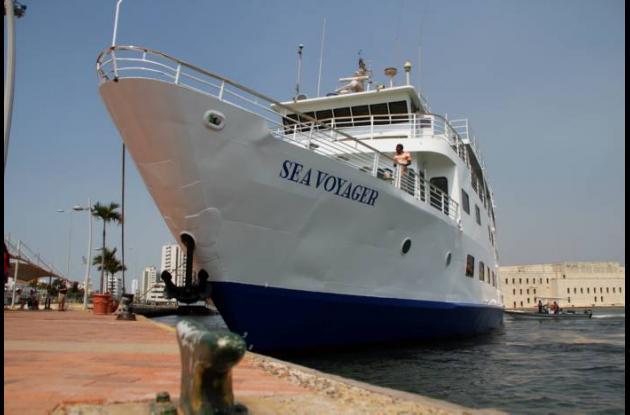 Crucero Sea Voyager.