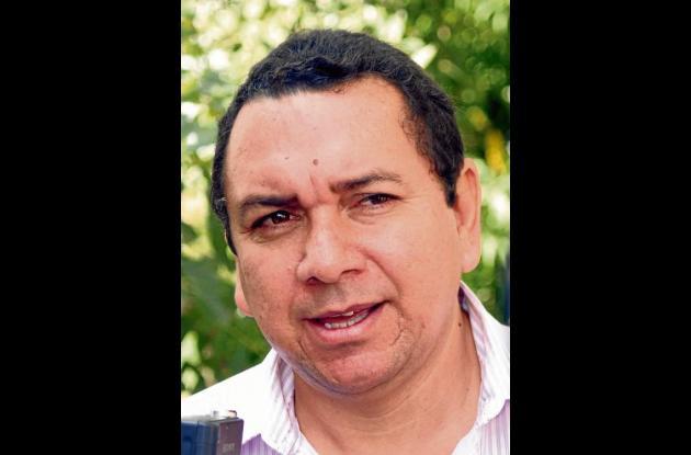 Secretario de Salud Sucre, José Jorge Madera Lastre.