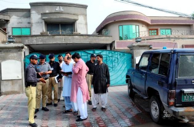 Estadounidense secuestrado en Lahore