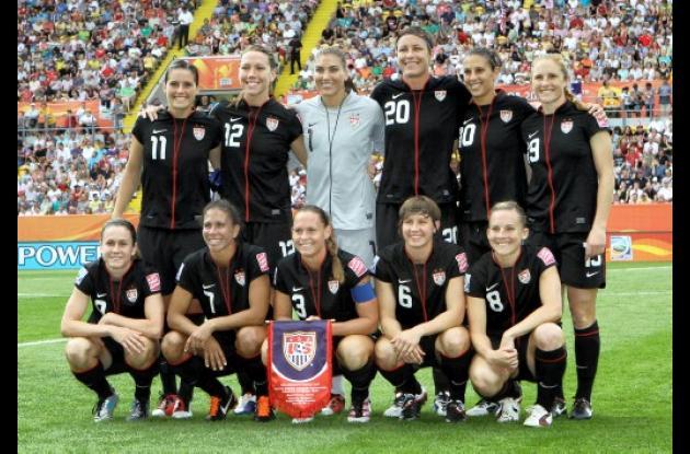 Alemania llora por la eliminación de su selección femenina.