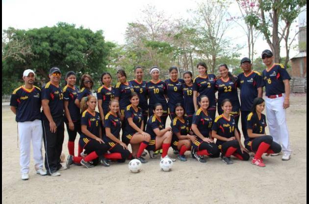 Selección Colombia de Kickball